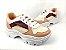 Tênis Chunky Sneaker Energy Candy Marsala - Imagem 5