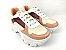 Tênis Chunky Sneaker Energy Candy Marsala - Imagem 2