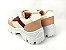 Tênis Chunky Sneaker Energy Candy Marsala - Imagem 7