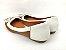 Sapatilha Caramelo com Branco Lacinho - Imagem 5