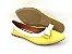 Sapatilha Amarela com Branco Lacinho - Imagem 5