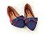 Sapatilha Vermelha com Jeans Laço Pequeno - Imagem 4