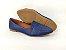 Sapatilha Slipper Azul Marinho com Faixa - Imagem 7