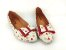 Sapatilha em Têxtil Corações com Laço - Imagem 2