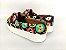 Tênis Slip On Iate Pet Gatinho Preto em Têxtil Estampado - Imagem 4