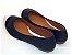 Sapatilha Azul Marinho Com Preto/Branco - Imagem 3