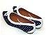 Sapatilha Poa Azul Com Laço Bico Fino - Imagem 2