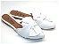 Mule Branco Com Laço Bico Fino - 3 Pares por 99,90 - Imagem 2