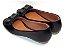 Peep Toe Preta com Laço - Imagem 3