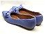 Sapatilha Azul Fosca com Laço - Imagem 3