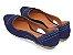 Sapatilha Jeans com Abertura Lateral - Imagem 3
