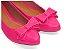 Sapatilha Pink com Laço Médio - Imagem 2
