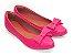 Sapatilha Pink com Laço Médio - Imagem 3