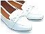 Sapatilha Slipper Branco Off White com Lacinho - Imagem 2