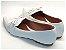 Sapatilha Slipper Branco Off White com Lacinho - Imagem 3