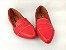 Sapatilha Vermelha em Verniz com Laço Bico Fino - Imagem 4