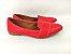 Sapatilha Vermelha em Verniz com Laço Bico Fino - Imagem 5