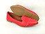 Sapatilha Vermelha em Verniz com Laço Bico Fino - Imagem 7