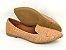 Sapatilha Slipper Nude Textura Croco - Imagem 7
