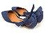 Sapatilha Bailarina Jeans - Imagem 4