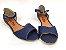 Sandália Rasteira Clássica Jeans - 3 Pares por 99,90 - Imagem 1