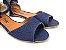 Sandália Rasteira Clássica Jeans - 3 Pares por 99,90 - Imagem 3