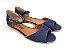 Sandália Rasteira Clássica Jeans - 3 Pares por 99,90 - Imagem 2