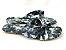 Rasteirinha Nozinho em Tecido Tie Dye Preto - 3 Pares por 99,90 - Imagem 5