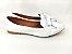 Sapatilha Slipper Branca com Lacinho - Imagem 2