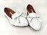 Sapatilha Slipper Branca com Lacinho - Imagem 5