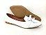 Sapatilha Slipper Branca com Lacinho - Imagem 7