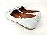 Sapatilha Slipper Branca com Lacinho - Imagem 4