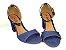 Sandália Jeans Salto 7 cm - Imagem 8