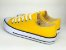 Tênis Casual Adulto Amarelo Lona - Imagem 6