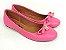 Sapatilha Rosa Pink com Pingente Bico Redondo - Imagem 2