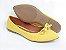 Sapatilha Amarela com Pingente e Lacinho - Imagem 7