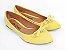 Sapatilha Amarela com Pingente e Lacinho - Imagem 2