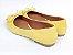 Sapatilha Amarela com Pingente e Lacinho - Imagem 3