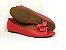 Peep Toe Vermelho com Laço - 3 Pares por 99,90 - Imagem 7