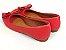 Peep Toe Vermelho com Laço - 3 Pares por 99,90 - Imagem 3