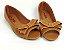 Peep Toe Caramelo com Laço - 3 Pares por 99,90 - Imagem 4