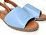 Sandália Rasteira Avarca Azul Claro - 3 Pares por 99,90 - Imagem 3
