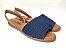 Sandália Rasteira Avarca Jeans - 3 Pares por 99,90 - Imagem 2