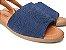 Sandália Rasteira Avarca Jeans - 3 Pares por 99,90 - Imagem 3
