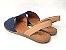 Sandália Rasteira Avarca Jeans - 3 Pares por 99,90 - Imagem 4