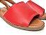 Sandália Rasteira Avarca Vermelha - 3 Pares por 99,90 - Imagem 2