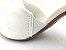 Tamanco Soft Branco Salto Meio Bloco 9 cm - Imagem 10