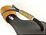 Rasteirinha Luxo Preta com Acessório Ajustável em Strass - Imagem 2
