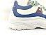 Tênis Chunky Diamante Branco Trabalhado com Azul, Verde e Lilás - Imagem 8