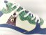 Tênis Chunky Diamante Branco Trabalhado com Azul, Verde e Lilás - Imagem 7